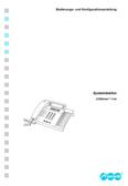 Titelbild Bedienungs- und Konfigurationsanleitung: Auerswald COMfortel 1100