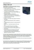 Titelbild Datenblatt: Auerswald COMpact 5020 VoIP