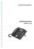 Titelbild Erweiterte Informationen: Auerswald COMfortel 1200