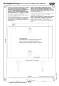 Titelbild Montageanleitung: Wetterschutzdach Auerswald COMfortel DECT IP1040