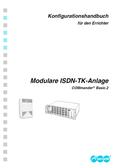 Titelbild Konfigurationshandbuch für den Errichter für COMmander Basic.2