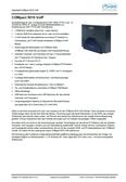 Titelbild Datenblattt: Auerswald COMpact 5010 VoIP