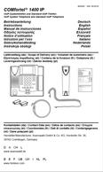 Titelbild Bedienung: Auerswald COMfortel 1200 IP
