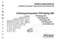 Titelbild Installation und Montage: Auerswald TFS-Dialog 200
