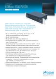 Titelbild Datenblatt: Auerswald COMpact 5200