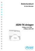 Titelbild Bedienhandbuch für den Benutzer Auerswald COMpact 4410 USB