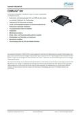 Titelbild Datenblatt: Auerswald COMfortel 500