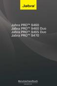 Titelbild Bedienungsanleitung: Jabra PRO 9465 Duo