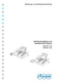 Titelbild Bedienungs- und Konfigurationsanleitung: Auerswald COMfortel 3500