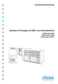 Titelbild Kurzbedienungsanleitung: Auerswald COMmander 6000RX
