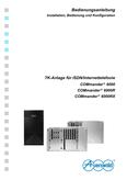 Titelbild Bedienungs- und Konfigurationsanleitung: Auerswald COMmander 6000