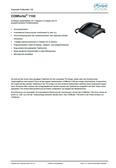Titelbild Datenblatt: Auerswald COMfortel 1100