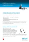 Titelbild Prospekt: Auerswald COMfortel Headset