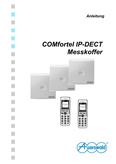 Titelbild Auerswald COMfortel WS-400 IP