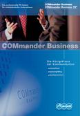 Titelbild  Prospekt: Auerswald COMmander Business