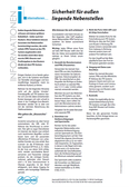 Titelbild Prospekt: Sicherheit für außen liegende Nebenstellen für COMpact 5000R