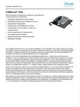 Titelbild Datenblatt: Auerswald COMfortel 1600