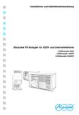 Titelbild Installations- und Inbetriebnahmeanleitung: Auerswald COMmander 6000