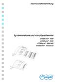 Titelbild Inbetriebnahmeanleitung: Auerswald COMfortel 1500