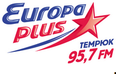 Радиостанция Европа плюс Темрюк на волне 95, 7 FM
