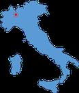 Italienkarte