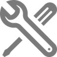 Industrie Drucker Niesel-Etikett
