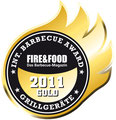 Memphis Grills gewinnt den Internationalen Barbecue Award 2011 in Gold