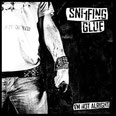 SNIFFING GLUE - I'm not alright LP