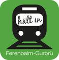 Logo IG Bahnhof Ferenbalm-Gurbrü