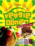 Veganer Döner erfunden - Fastfood jetzt wirklich für alle