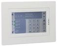 Touch-Bedienteil BT 801 uP von Telenot; presented by SafeTech