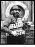 En 1861 Henri Freeman seul survivant d'un naufrage… il était le seul à porter un des premier gilet de sauvetage