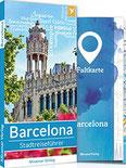 Barcelona Reiseführer Top 50 Sehenswürdigkeiten & Aktivitäten + Faltkarte & Metroplan Stadtreiseführer vom Miramar Verlag