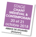 Chant médiéval à l'Abbaye de Sylvanès