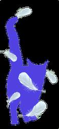 """Logo """"Engel auf leisen Pfoten"""""""