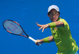 UNIQLO Kei Nishikori 2015 Australian Open Model