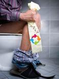 Urgence WC bouché Caen Normandie