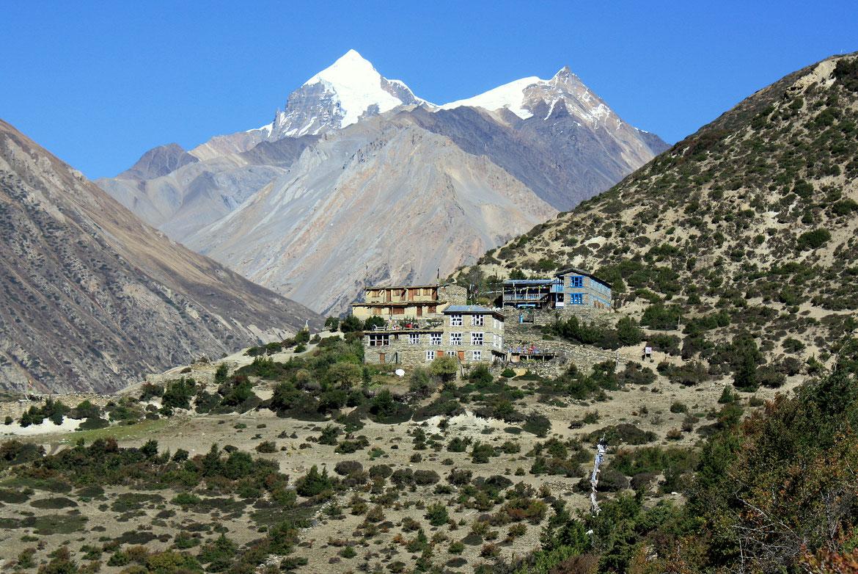 Village de Ghusang (3 950 m)