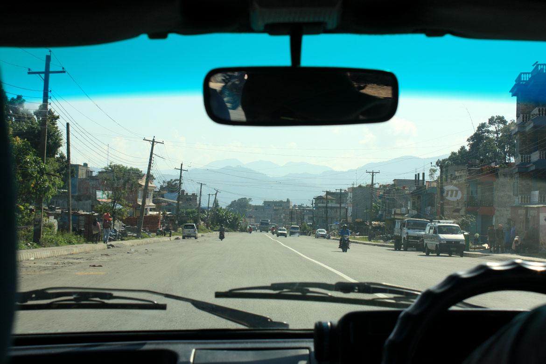 Retour sur Pokhara (820 m), choc culturel après 20 jours dans les peuples montagnards népalais