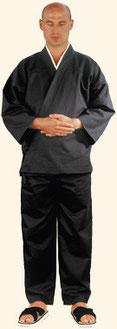 Symbolbild schwarze Kleidung