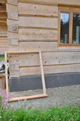 Aussenlaibung Honigmond-Hütte