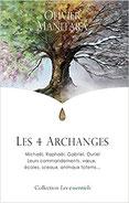 4 Archanges, Pierres de Lumière, tarots, lithothérpie, bien-être, ésotérisme