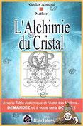 L'alchimie du cristal, Pierres de Lumière, tarots, lithothérpie, bien-être, ésotérisme