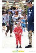 アルピナさん:牛嶋神社大祭