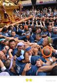 八重垣写真館さん:波除神社つきじ獅子祭『水神社大神輿渡御』