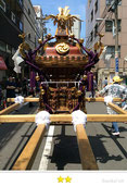 二郎さん:西浅草 八幡神社御祭禮
