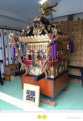 二郎さん:亀戸浅間神社御祭禮