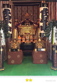 二郎さん:第六天榊神社大祭