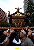 mikoshiotokoさん: 白山神社 本社神輿