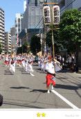 岡倉司郎さん:浅草橋 マロニエ祭り